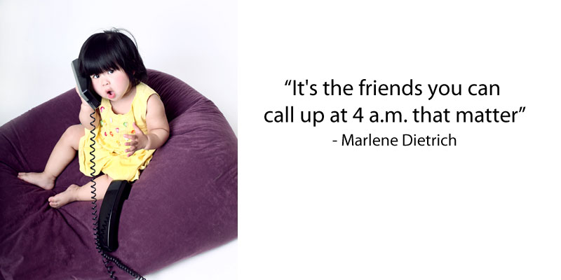 15 Famous Quotes On Friendship «TwistedSifter