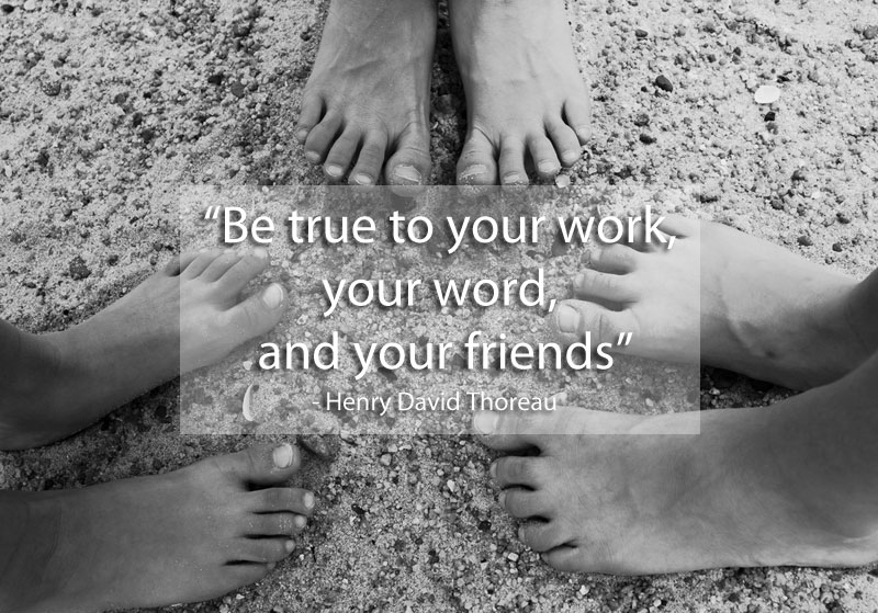 Famous Quote About Friendship Impressive 15 Famous Quotes On Friendship «Twistedsifter