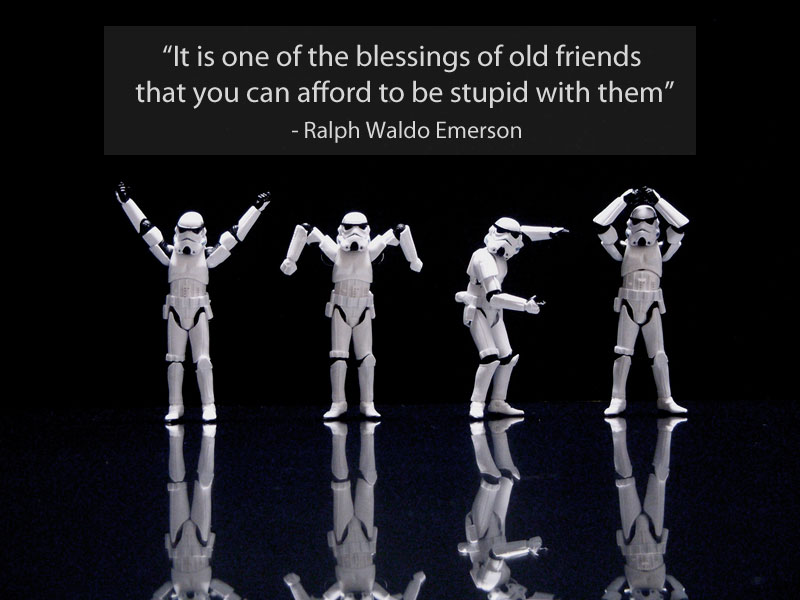 Pictures Of Quotes About Friendship Glamorous 15 Famous Quotes On Friendship «Twistedsifter