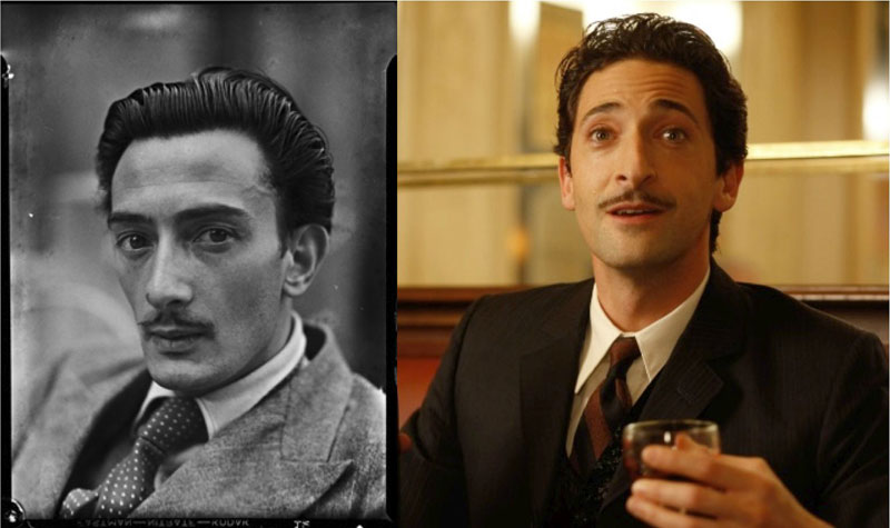 Salvador-Dali-(Adrien-Brody-in-Midnight-in-Paris)