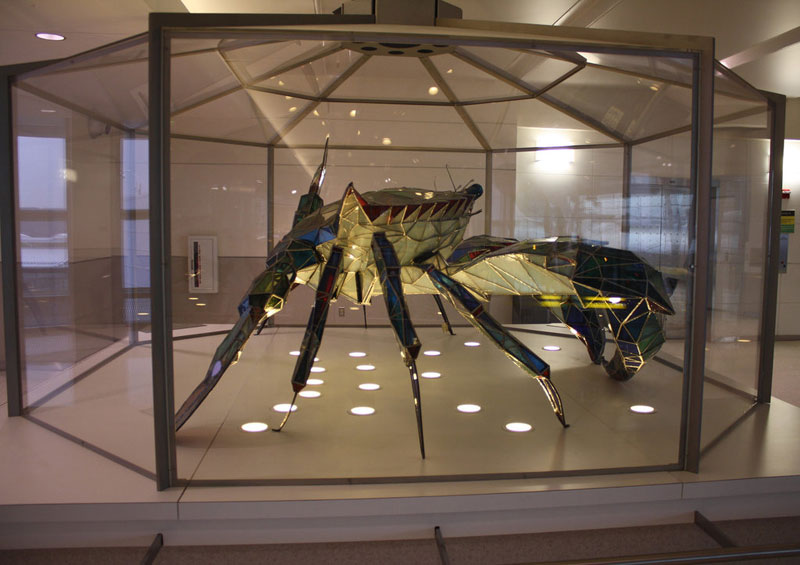 stained glass blue crab baltimore-washington international jackie leatherbury douglass callinectes douglassi (5)