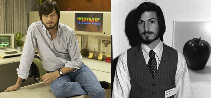 steve jobs Actors Revisit Their Famous Roles in Normal Attire