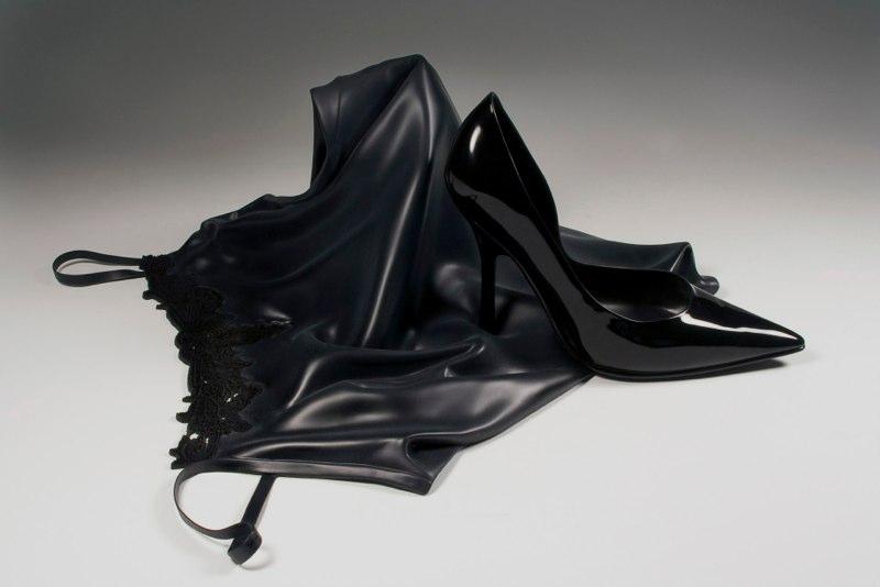 tom eckert wood cloth sculptures hyperrealistic (2)