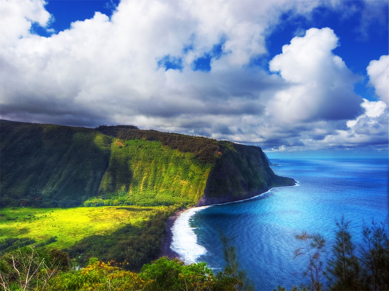waipio valley big island hawaii America the Beautiful: 50 States in 50 Photos