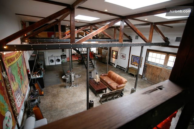 1918 gas station converted into home new orleans rob guthrie (22)