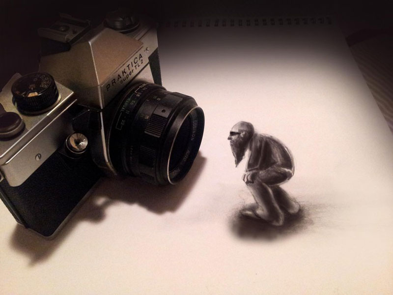 3d pencil drawings by ramon bruin jjk airbrush (3)