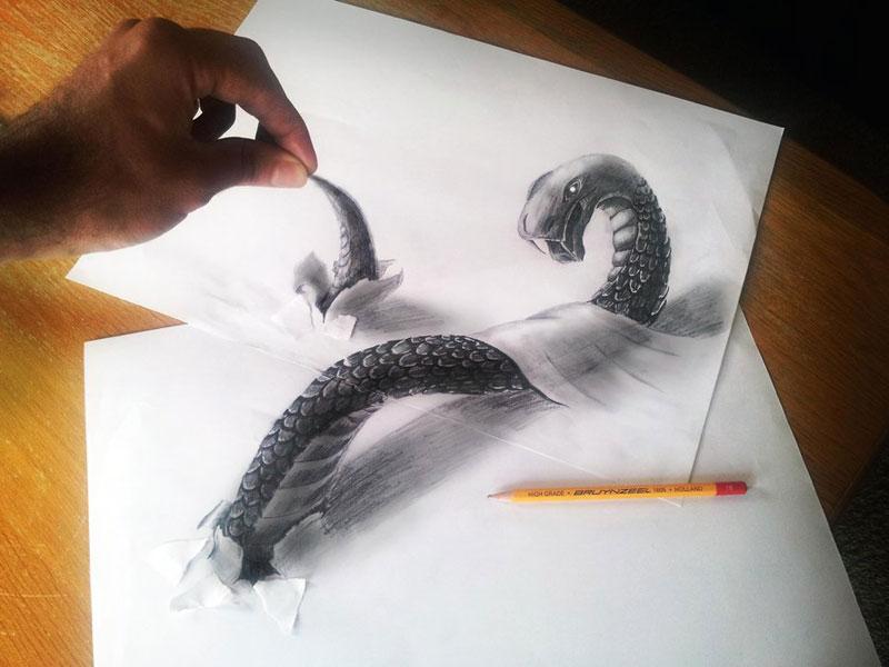 3d pencil drawings by ramon bruin jjk airbrush (6)