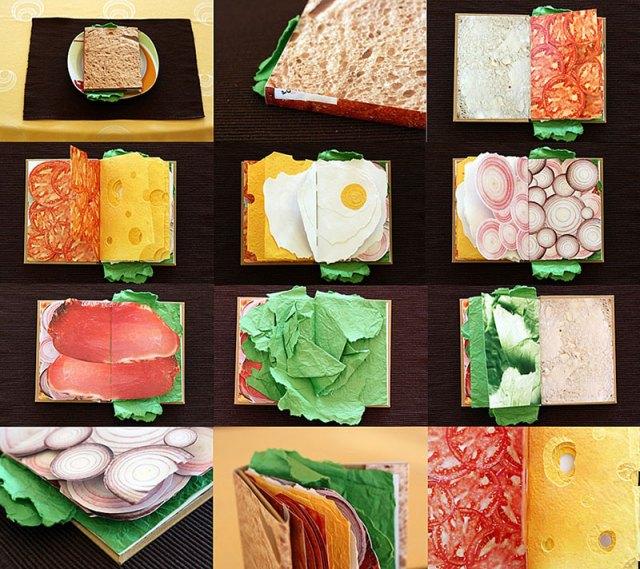 book that looks like a sandwich pawel piotrowski (1)
