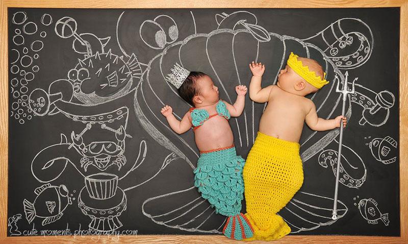 chalkboard advenutres of a newborn baby (12)
