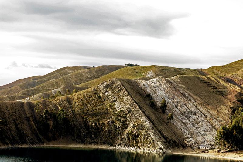 Picture of the Day: Isla Del Sol,Bolivia