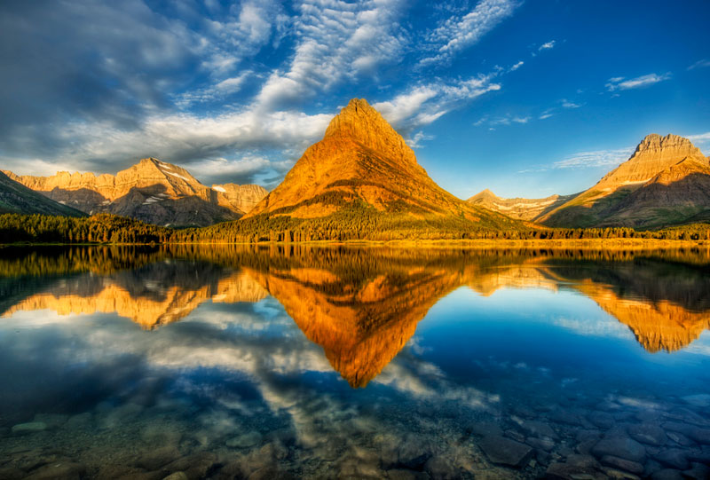 glacier national park montana America the Beautiful: 50 States in 50 Photos