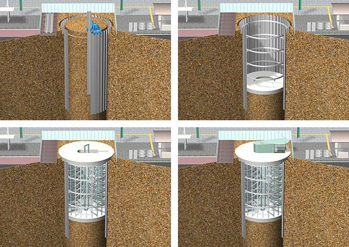 japan underground bike storage parking system by giken (1)