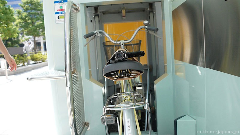 japan underground bike storage parking system by giken (10)