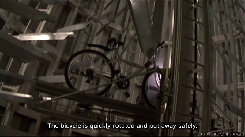 japan underground bike storage parking system by giken (11)