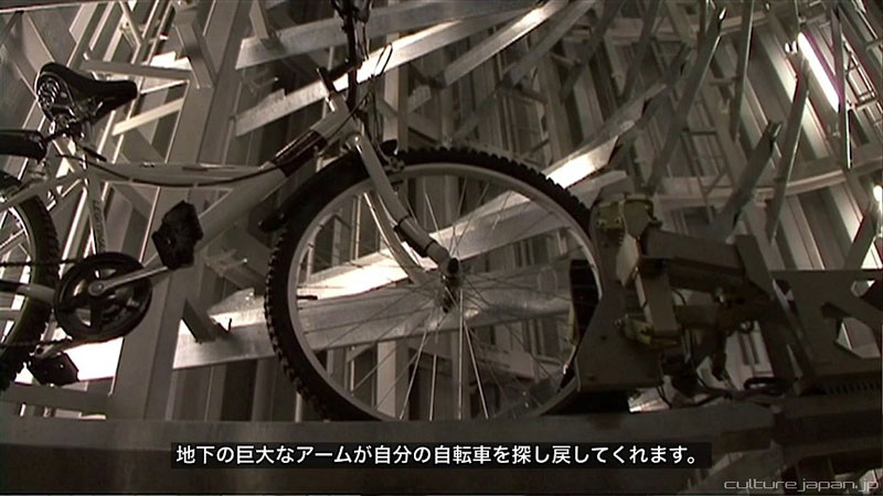 japan underground bike storage parking system by giken (13)