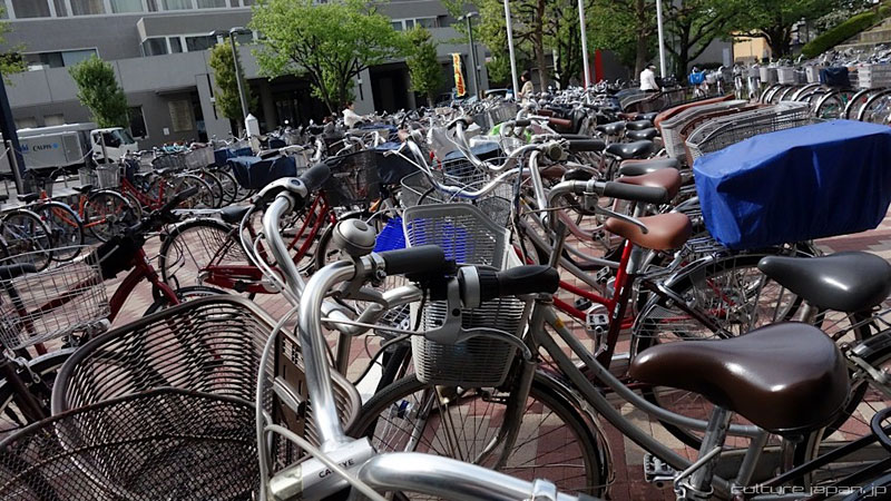 japan underground bike storage parking system by giken (4)