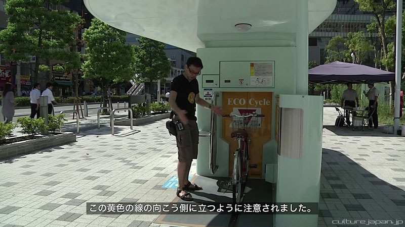 japan underground bike storage parking system by giken (6)