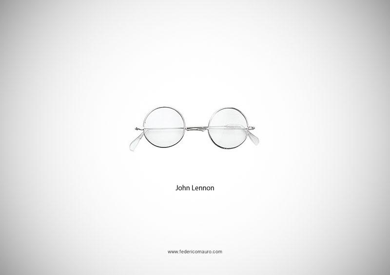 15 Famous Eyeglasses