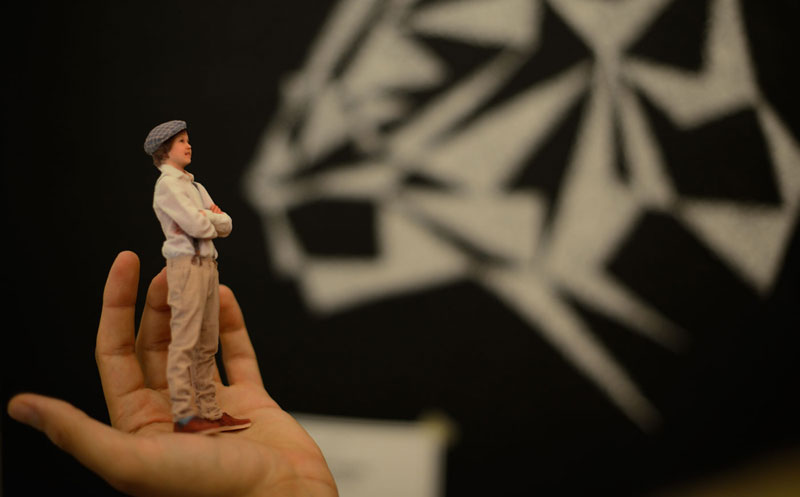You Can Now Print 3D Mini Replicas ofYourself