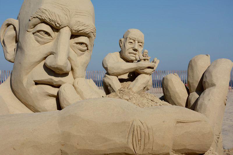 car-jara-hampton-beach-master-άμμο-γλυπτική-ανταγωνισμού-την πρώτη θέση