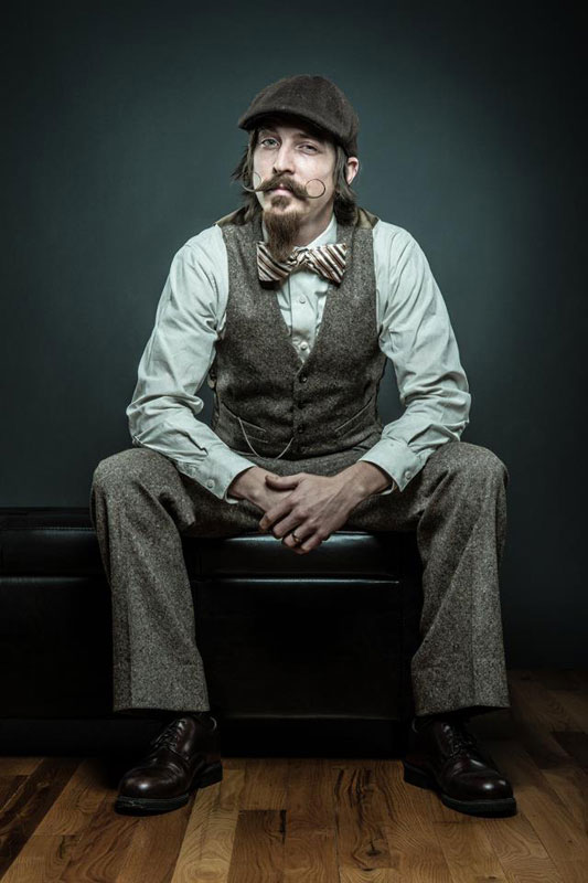 chris jay of beards and men by joseph oleary Of Beards and Men