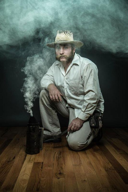doug-joyer-beekeeper--of-beards-and-men-by-joseph-oleary