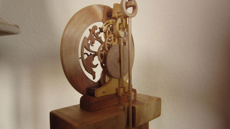 functional watches made out of wood by Valerii Danevych (13)