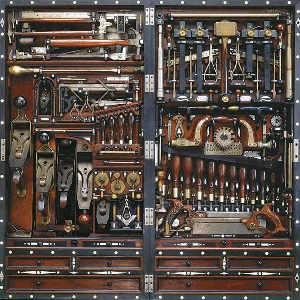 wooden plans chest