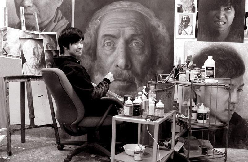 joongwon jeong artist hyperrealistic paintings (5)