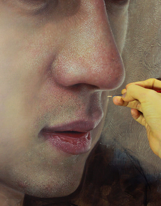 Hyper Realistic Art