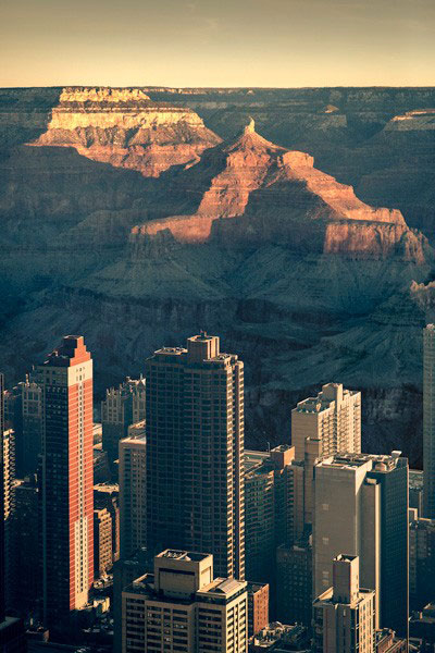 manhattan new york inside the grand canyon by gus petro (7)