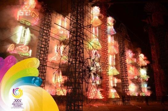 National Pyrotechnic Festival tultepec mexico (2)