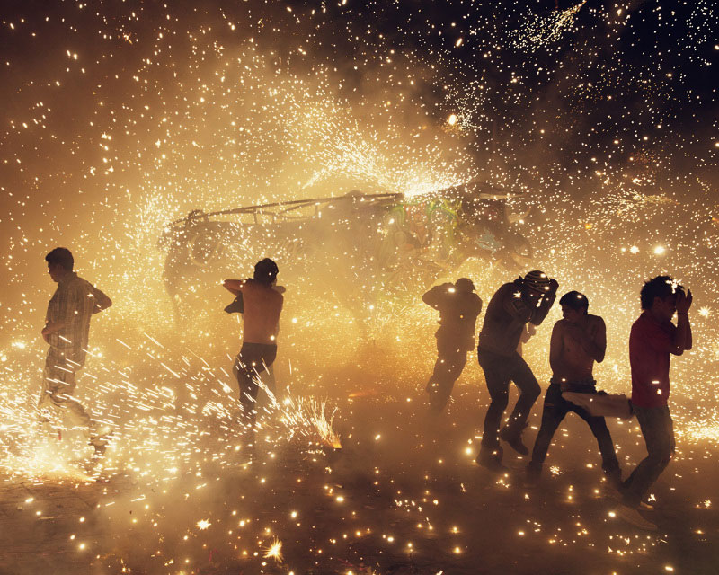 Photos from Mexico's National PyrotechnicFestival