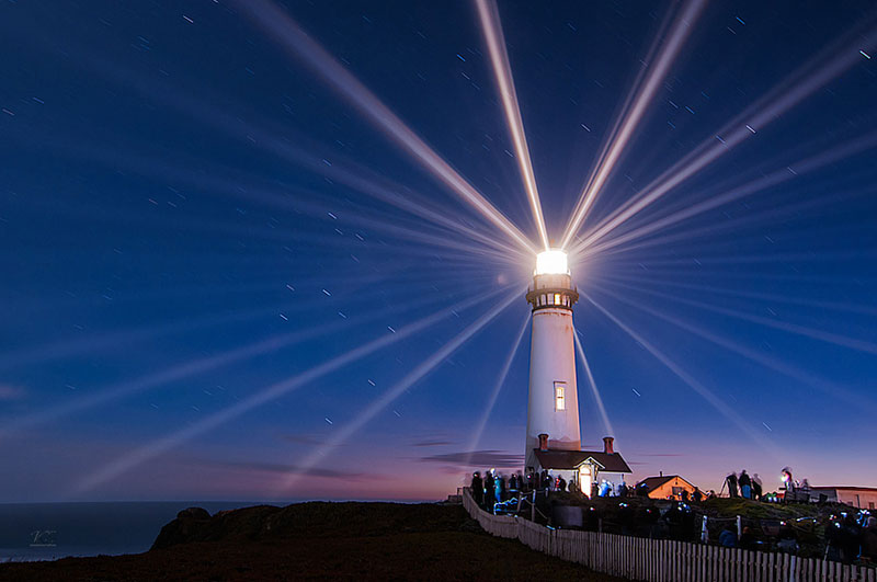 Picture Of The Day Pigeon Point Lighthouse 171 Twistedsifter