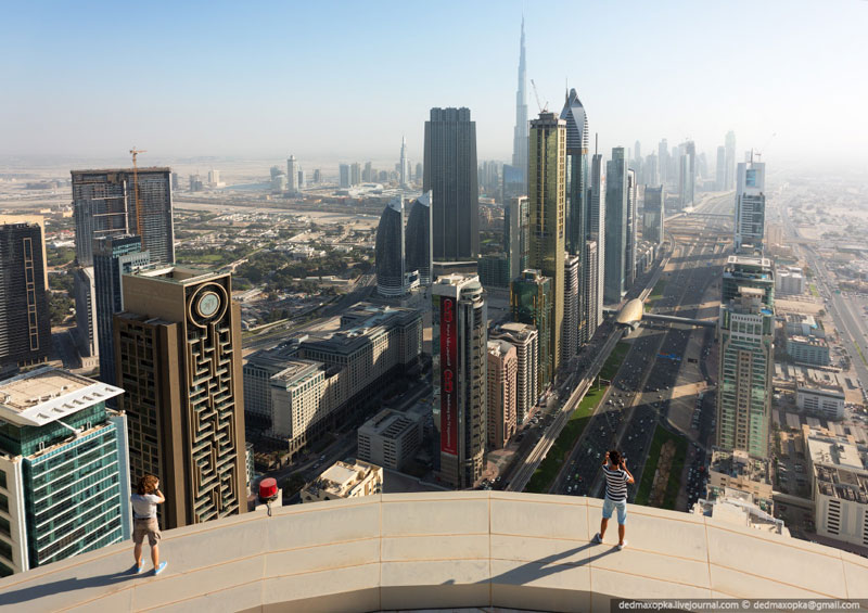 rooftopping dubai urban exploration vadim makhorov (9)