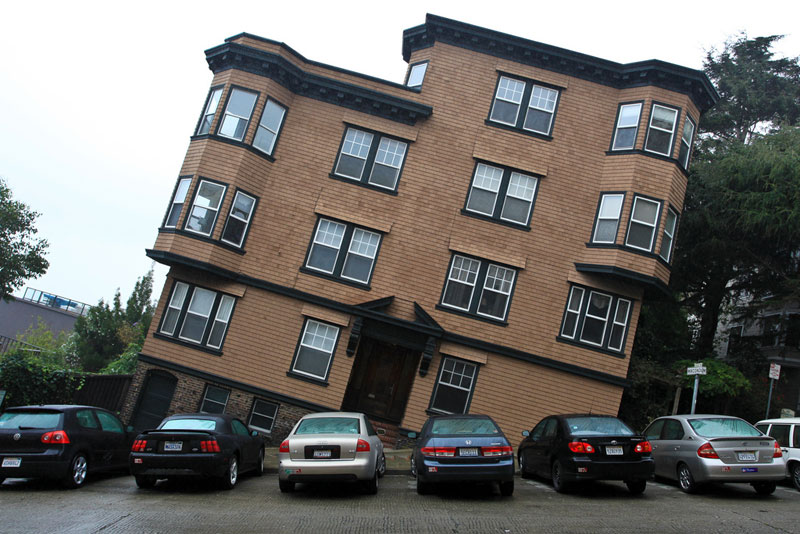 Picture of the Day: San Francisco isSteep