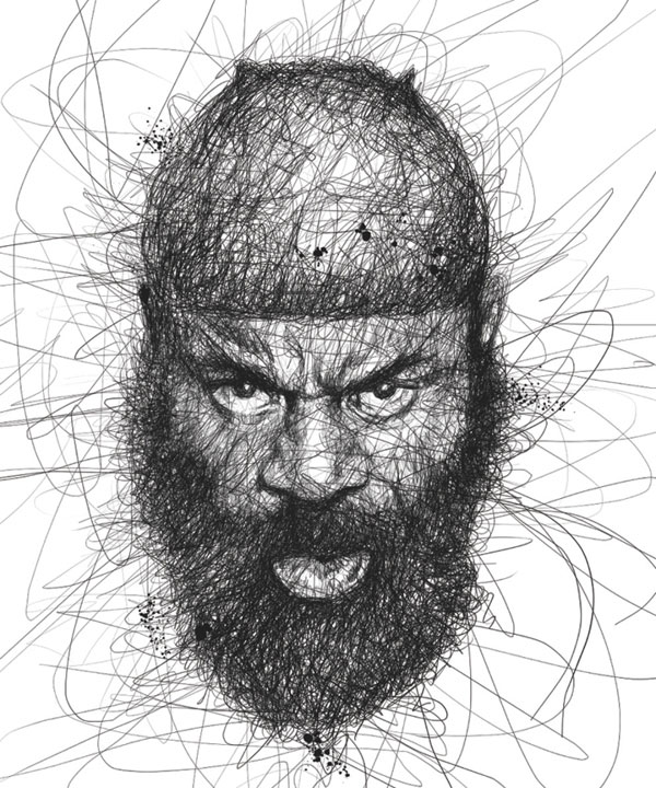 scribble portraits by vince low (11)