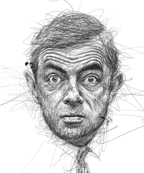 scribble portraits by vince low (7)