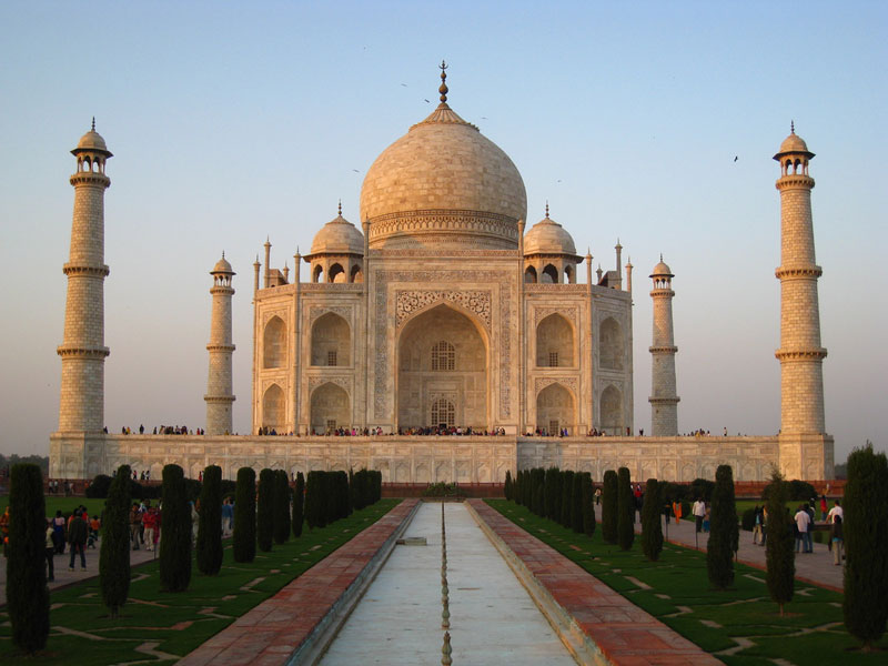 taj mahal Picture of the Day: The Crown of Palaces