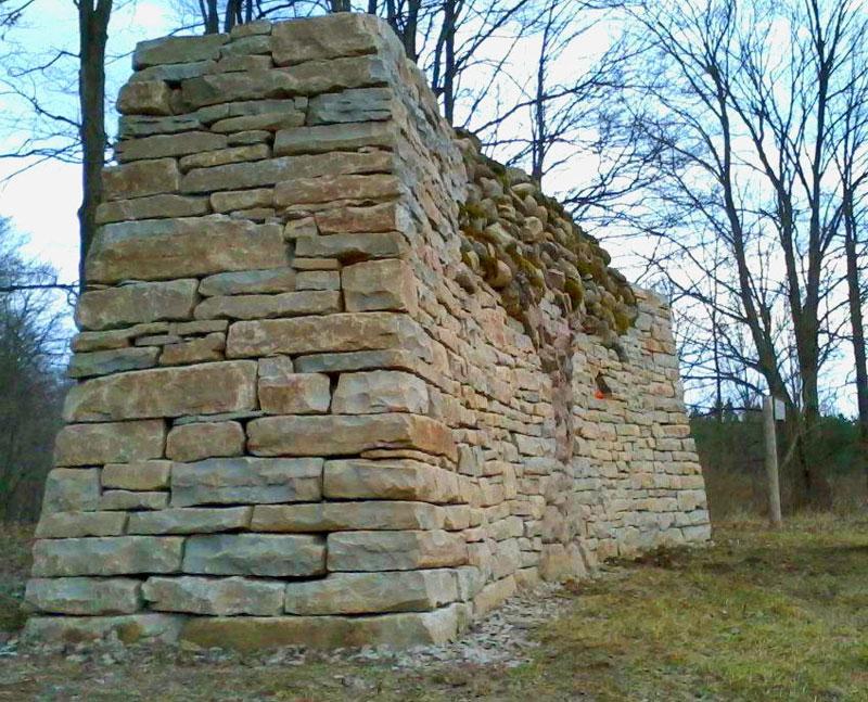 dry stone tree wall memorial eric landman (2)