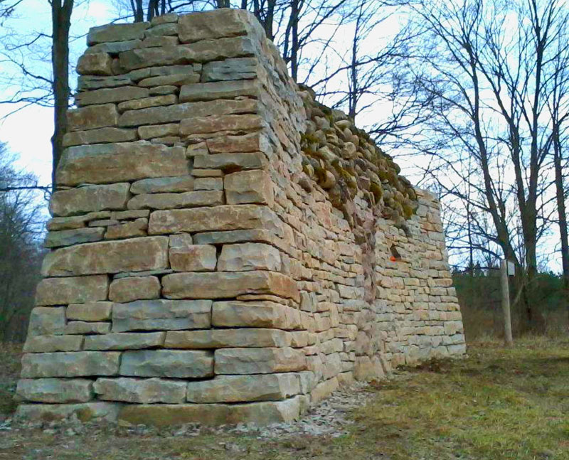The Dry Stone Tree Wall that Love Built «TwistedSifter