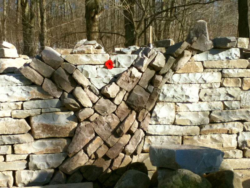 dry stone tree wall memorial eric landman (4)