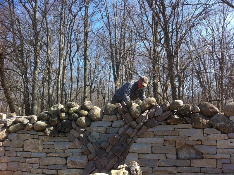 dry stone tree wall memorial eric landman (8)