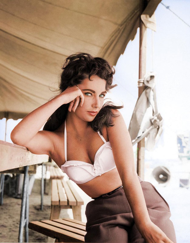 elizabeth taylor giant malakon 15 CGI Artworks That Look Like Photographs