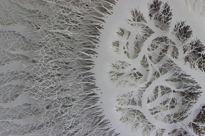 hand cut paper art rogan brown (10)