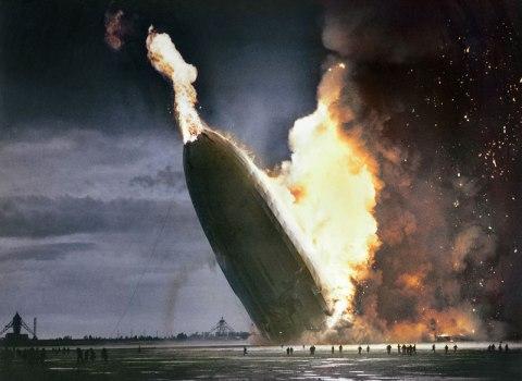 Hindenburg-disaster,-1937-dana-keller