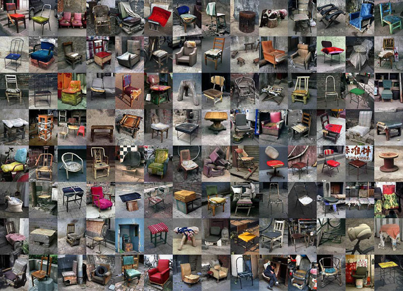 homemade chairs on the streets of china michael wolf (1)