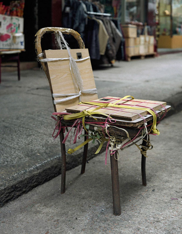 homemade chairs on the streets of china michael wolf (12) & Homemade Chairs on the Streets of China «TwistedSifter