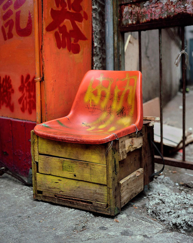 homemade chairs on the streets of china michael wolf (6)