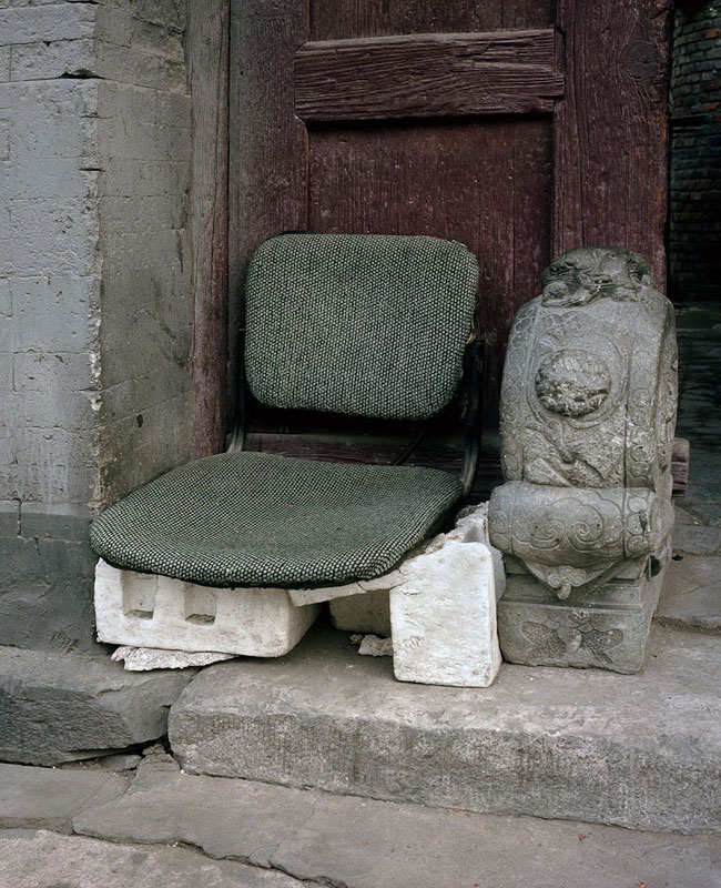 homemade chairs on the streets of china michael wolf (9)